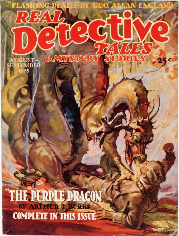 Real Detective Tales - August-September 1925