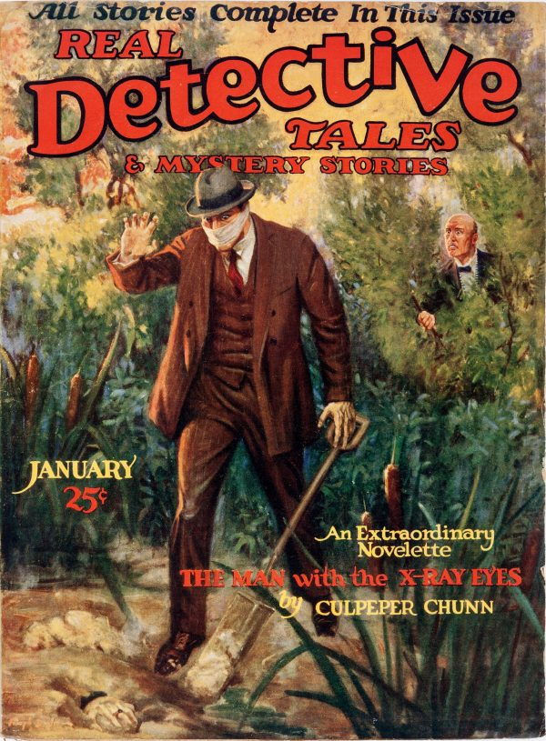 Real Detective Tales - January 1926