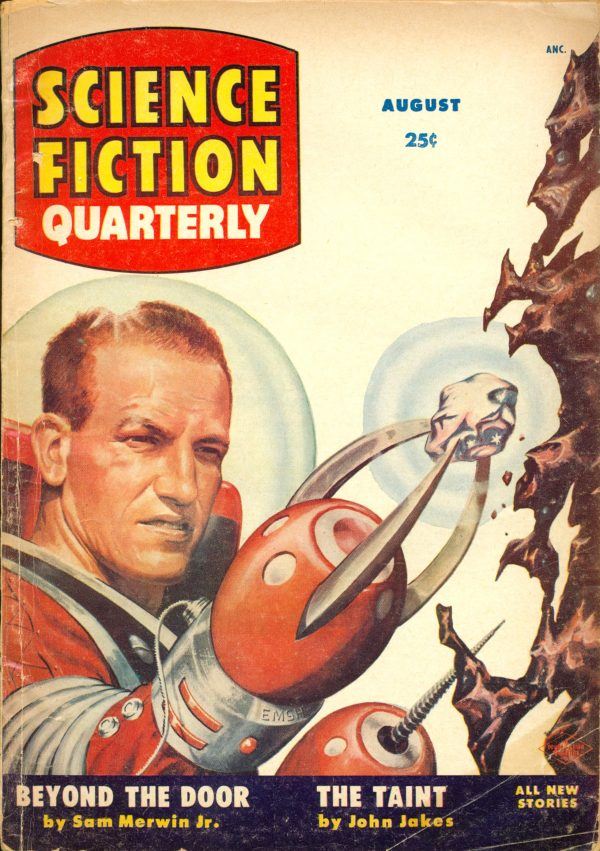 Science Fiction Quarterly, August 1955
