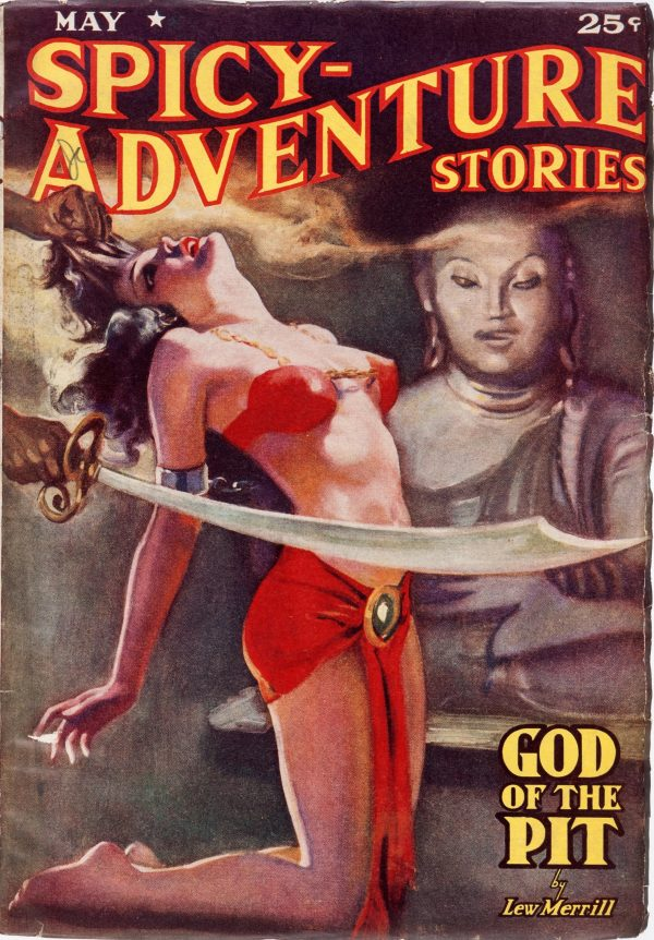 Spicy Adventure Stories - May 1938