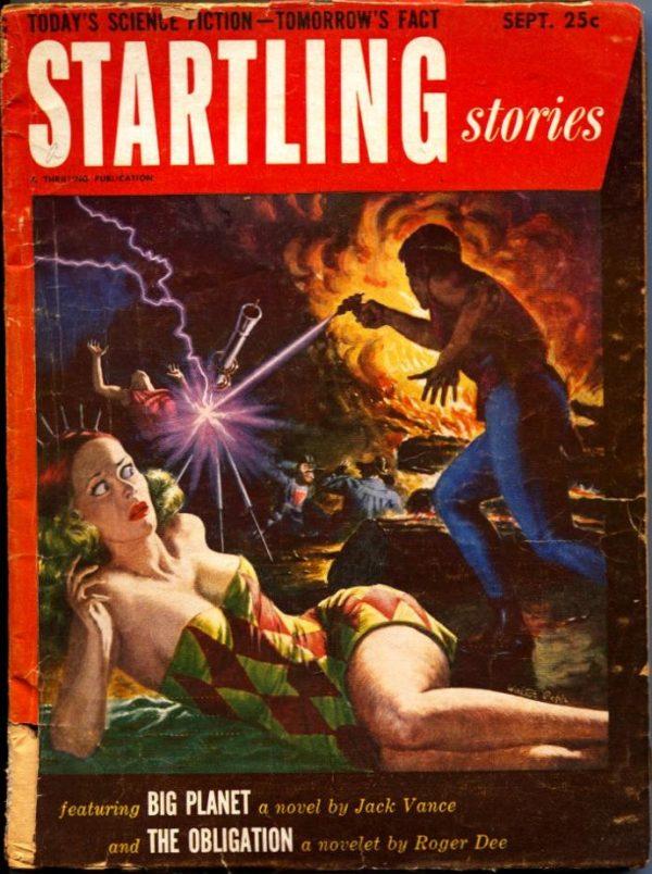 Startling Stories September 1952