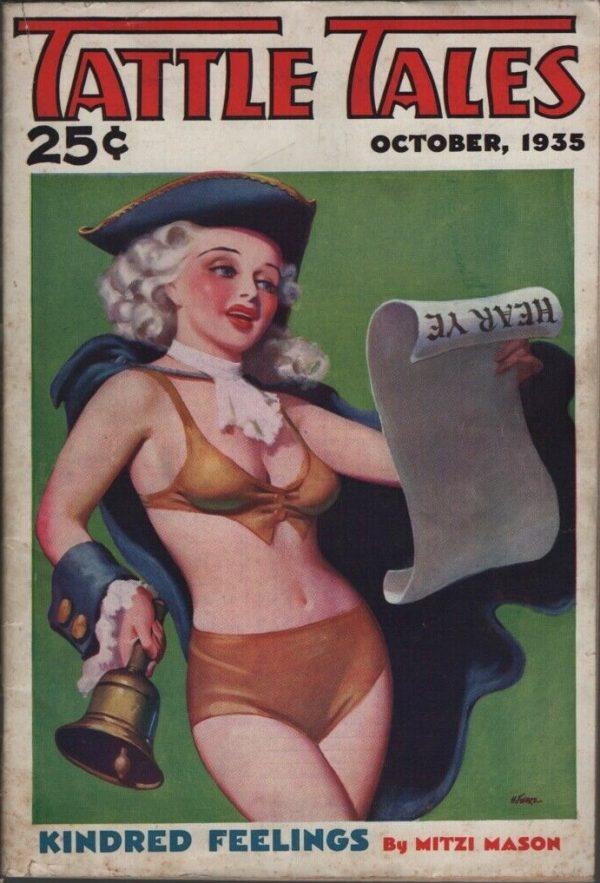 Tattle Tales 1935 October