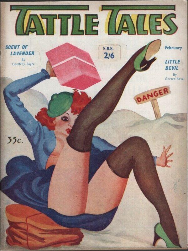 Tattle Tales February 1938