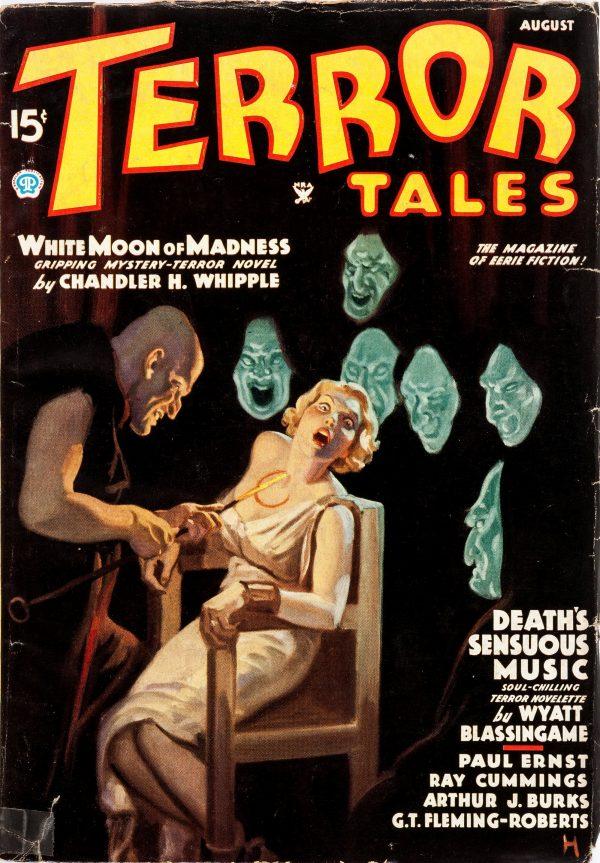 Terror Tales - August 1935