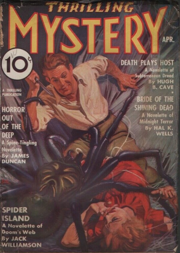 Thrilling Mystery 1937 April