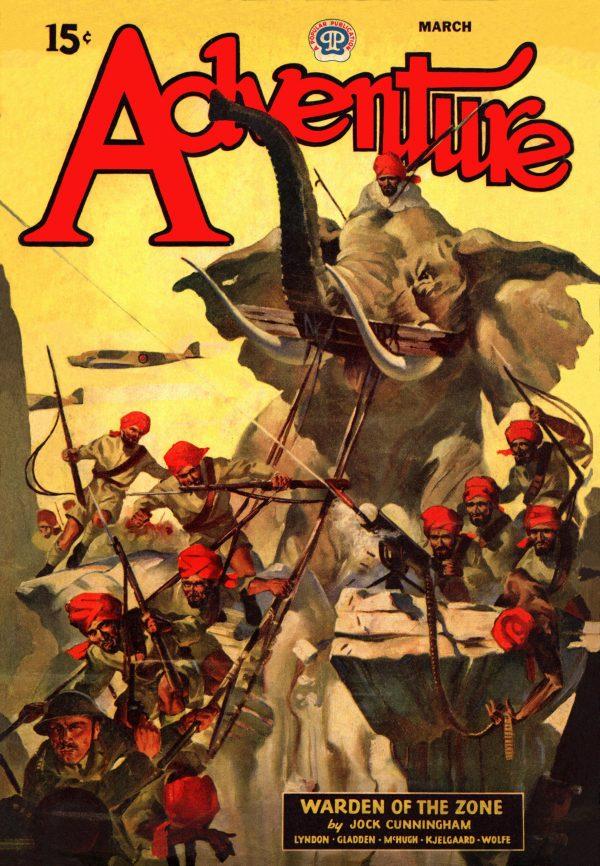 Adventure (Canada) [v108 #7, March 1943]