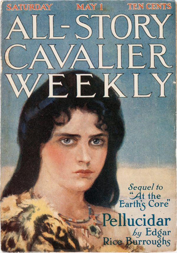 All-Story Cavalier Weekly - May 1, 1915