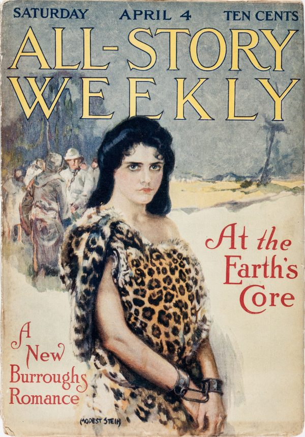 All-Story Weekly - April 4, 1914