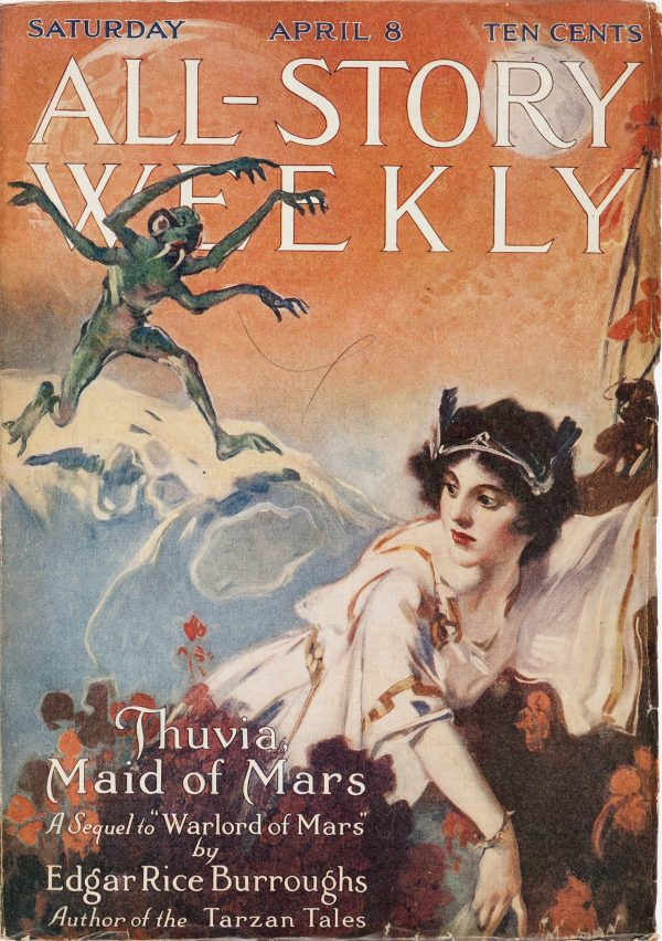 All-Story Weekly - April 8, 1916