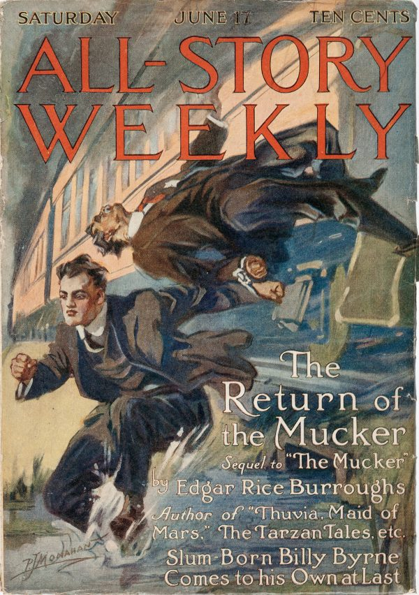 All-Story Weekly - June 17, 1916