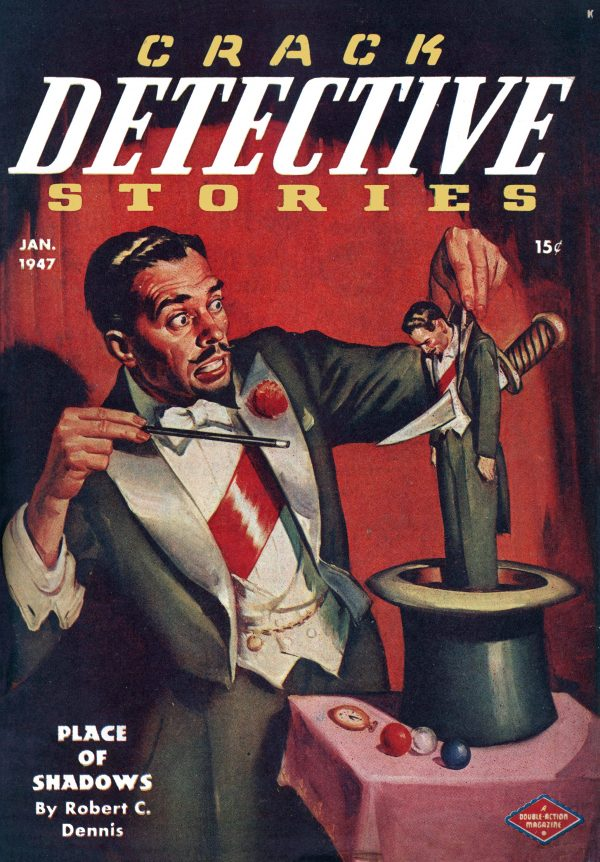 Crack Detective January 1947