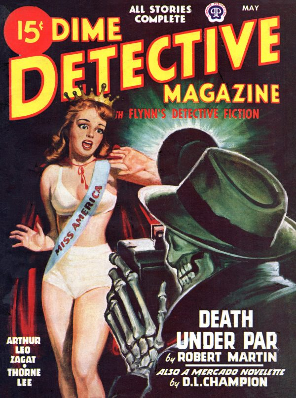 Dime Detective May 1947
