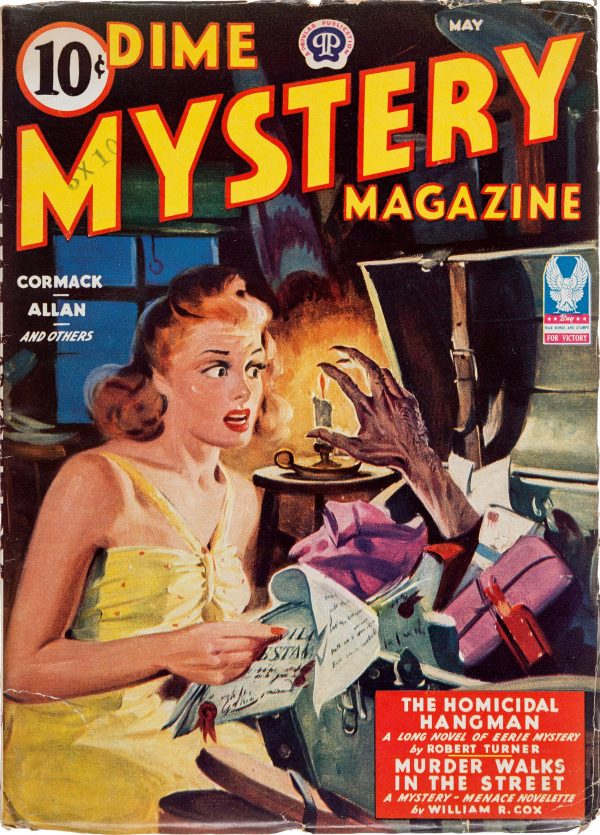 Dime Mystery - May 1943