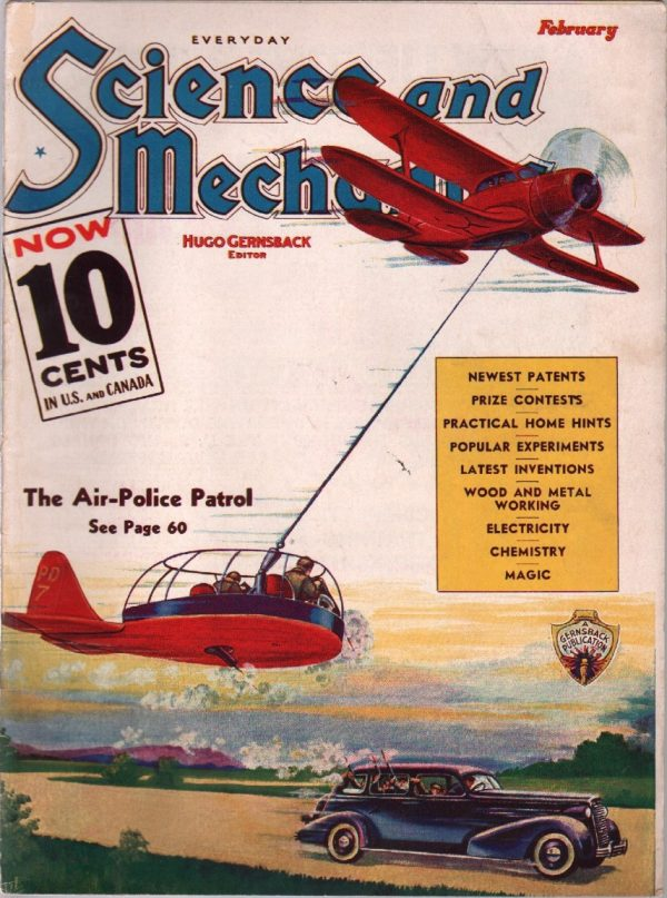 Everyday Science And Mechanics February 1936