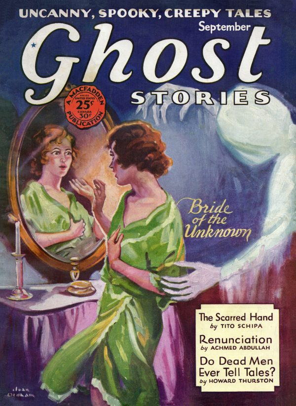 Ghost Stories, September 1929