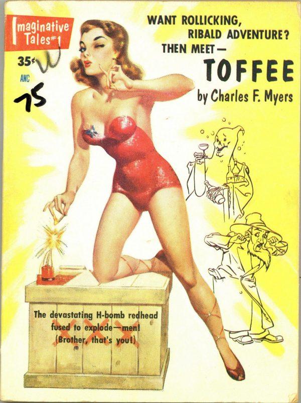 Imaginative Tales #Vol. 1 #1 1954