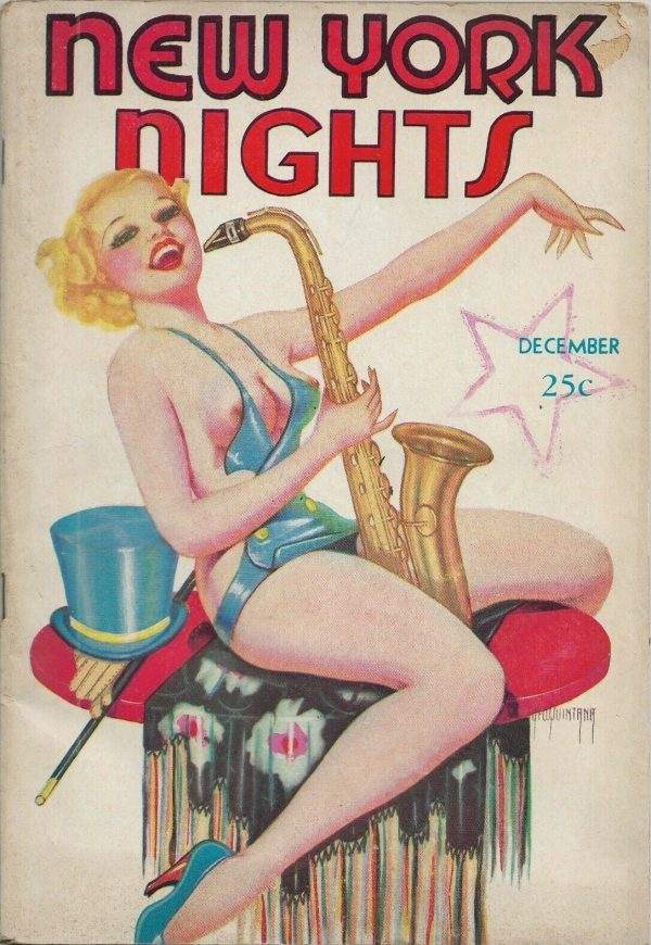 New York Nights December 1935