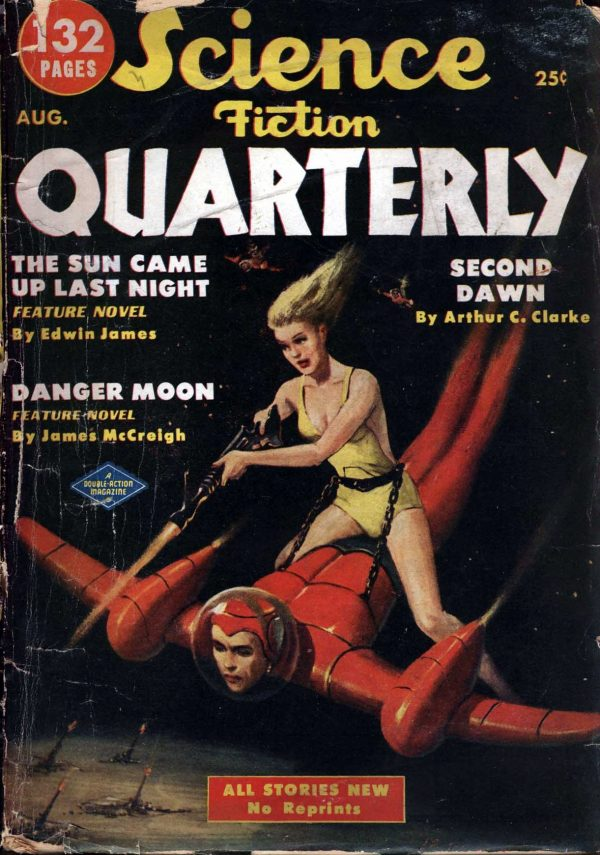 Science Fiction Quarterly August 1951