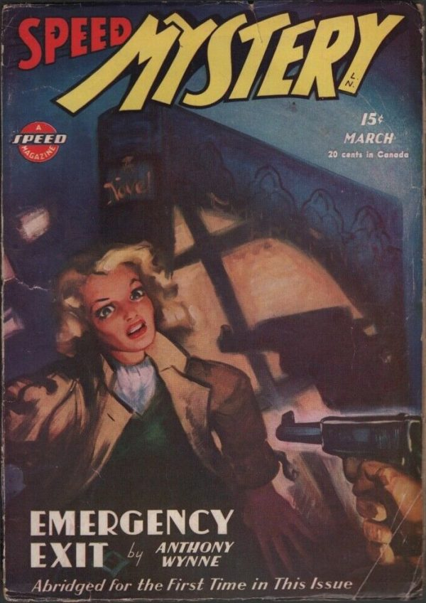Speed (Spicy) Mystery 1946 March