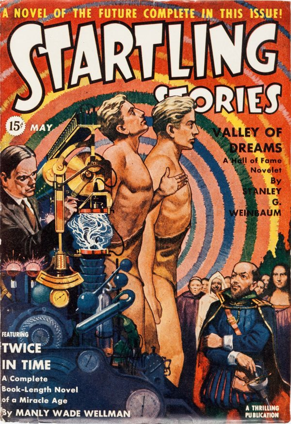 Startling Stories - May 1940