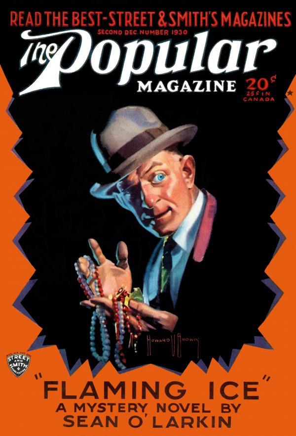 The Popular Magazine December 1930
