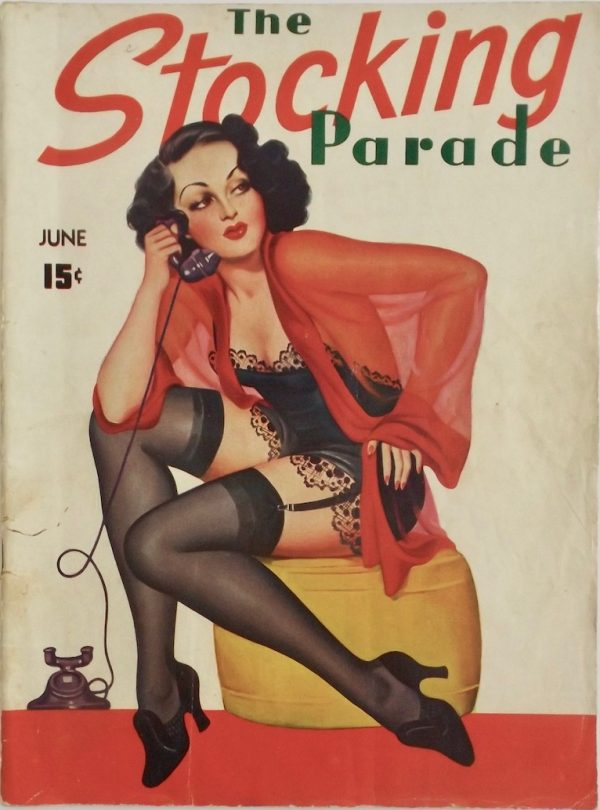 The Stocking Parade June, 1938