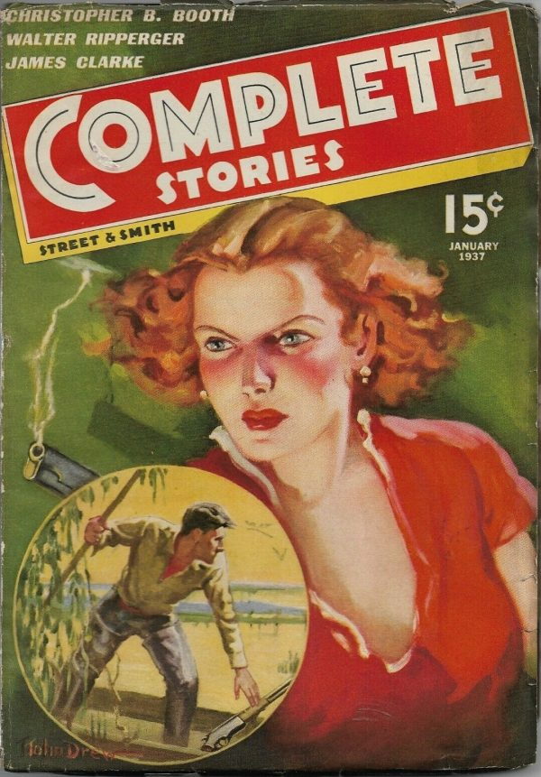 Complete Stories January 1937