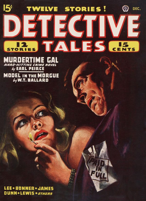 Detective Tales December 1946