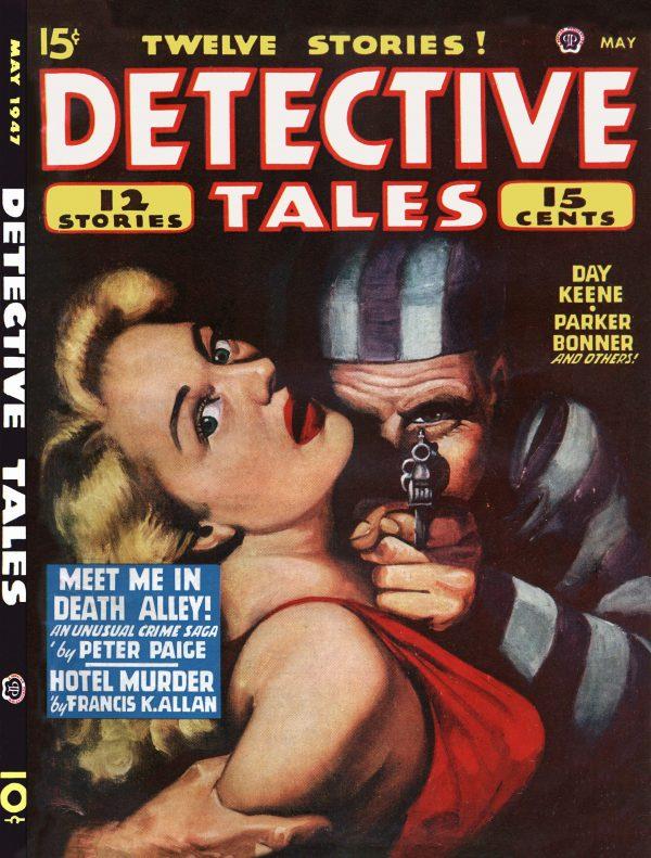 Detective Tales May 1947