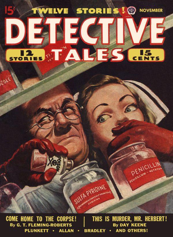 Detective Tales November 1944