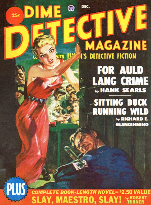 Dime Detective December 1950