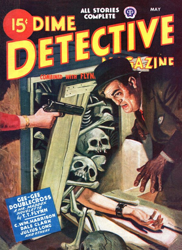 Dime Detective May 1946