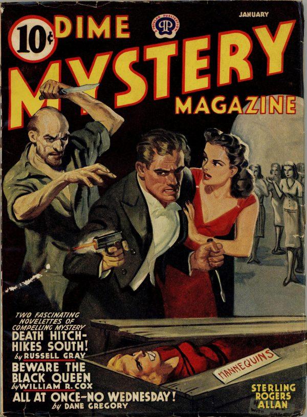 Dime Mystery January 1942