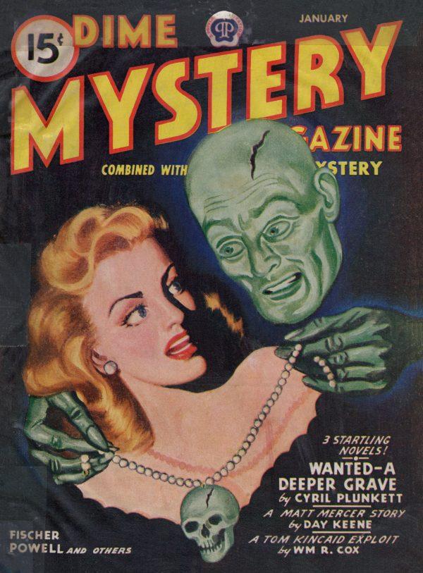 Dime Mystery January 1946