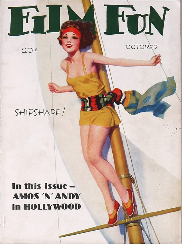 Film Fun October 1930