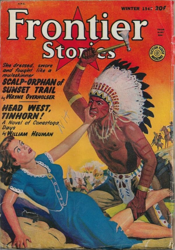 Frontier Stories Winter 1947