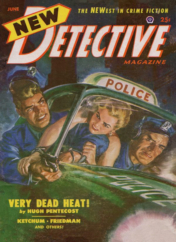 New Detective Magazine June 1952