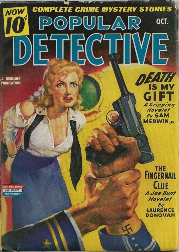 Popular Detective October 1943