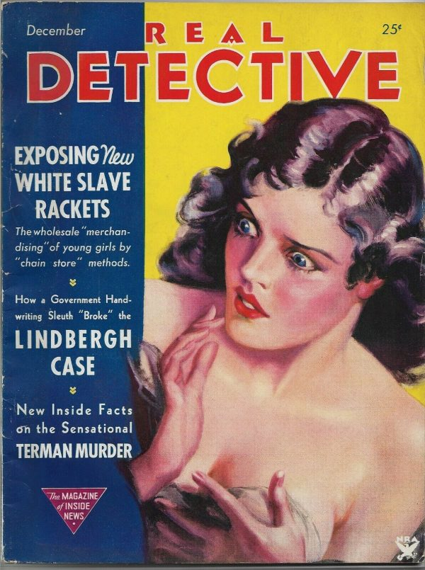 Real Detective December 1934