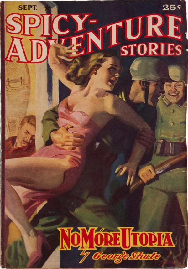 Spicy Adventure Stories - September 1940
