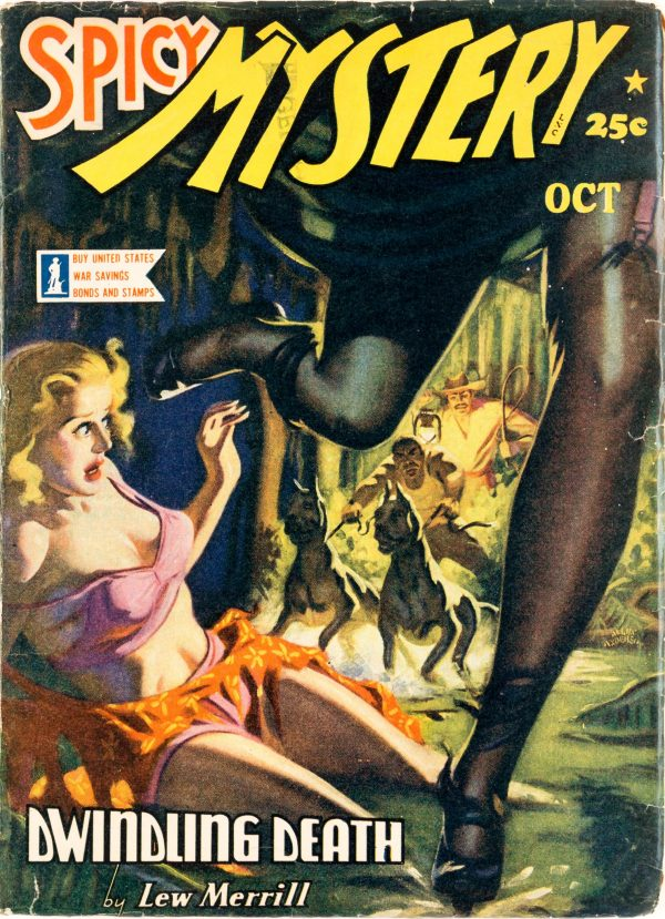Spicy Mystery - October 1942