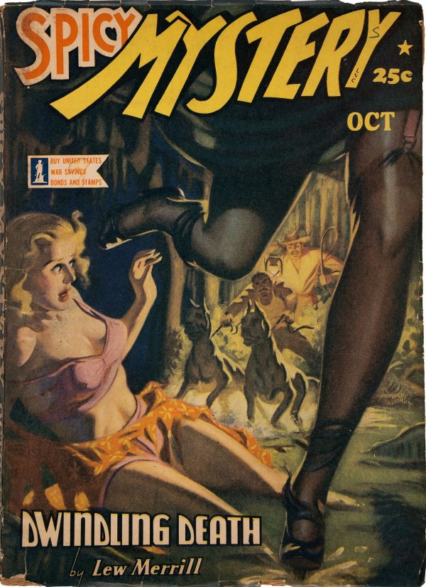 Spicy Mystery Stories - October 1942