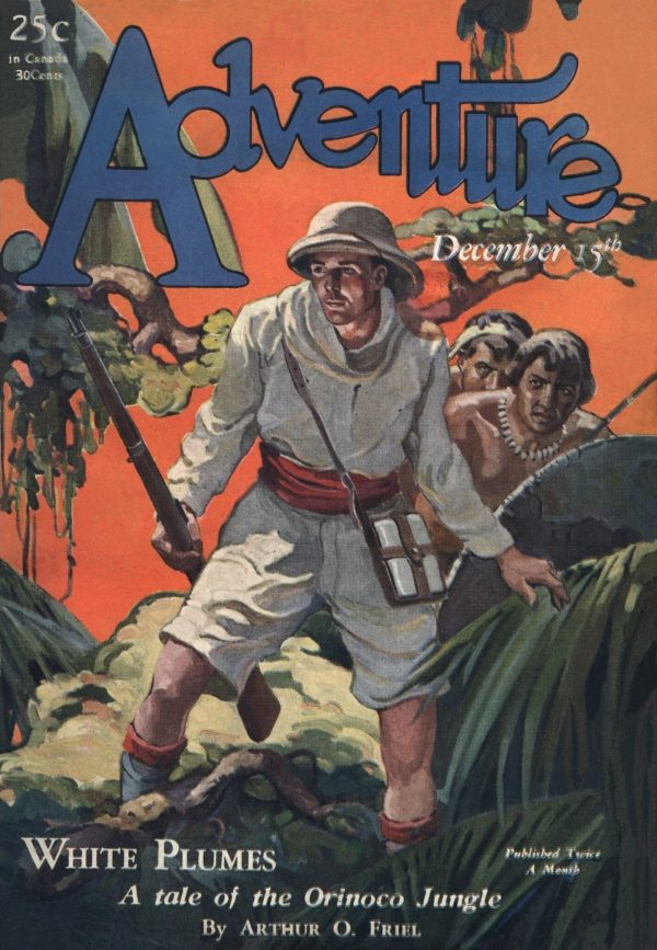 Adventure December 15, 1927