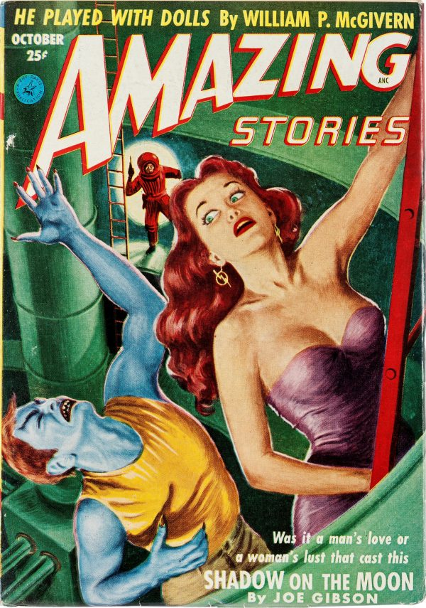 Amazing Stories October 1952