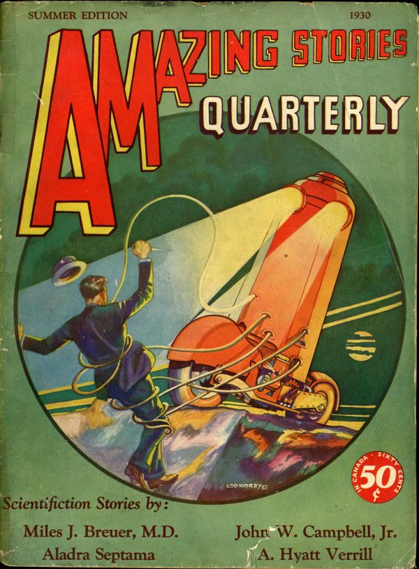 Amazing Stories Quarterly, Summer 1930