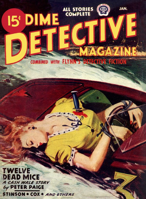Dime Detective January 1946