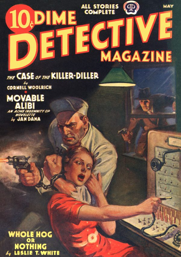 Dime Detective - May 1939
