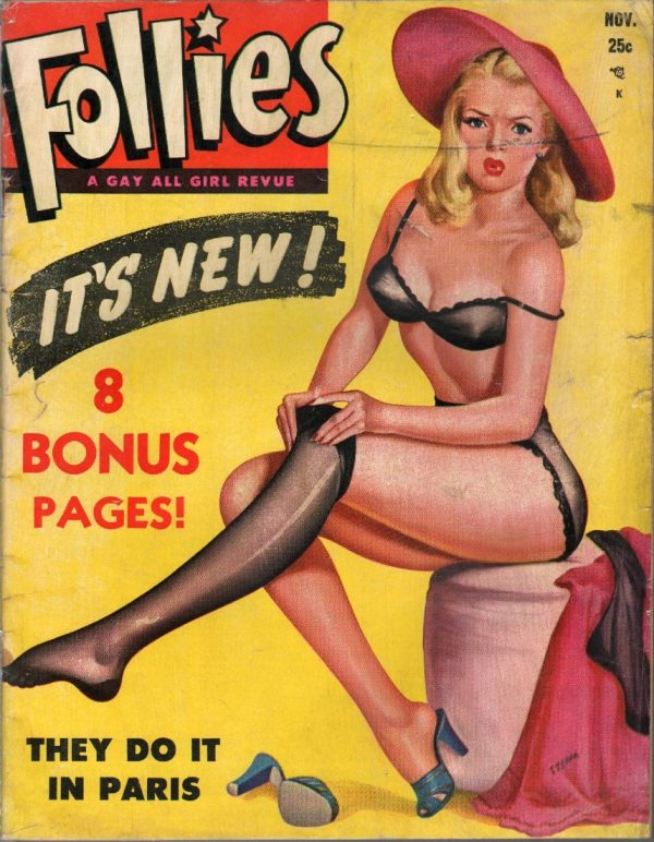 Follies Issue #1 November 1950
