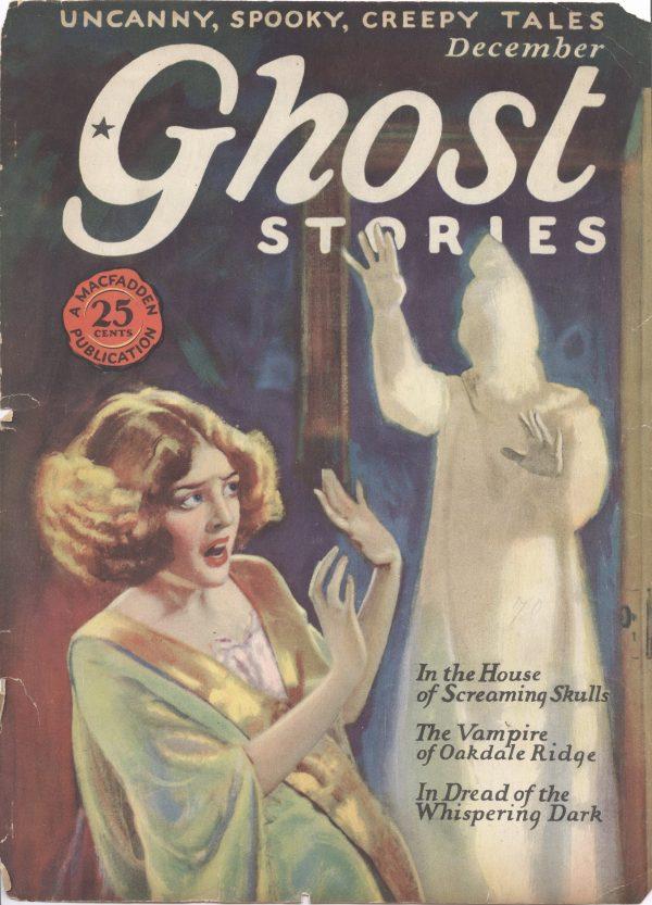 Ghost Stories December 1926
