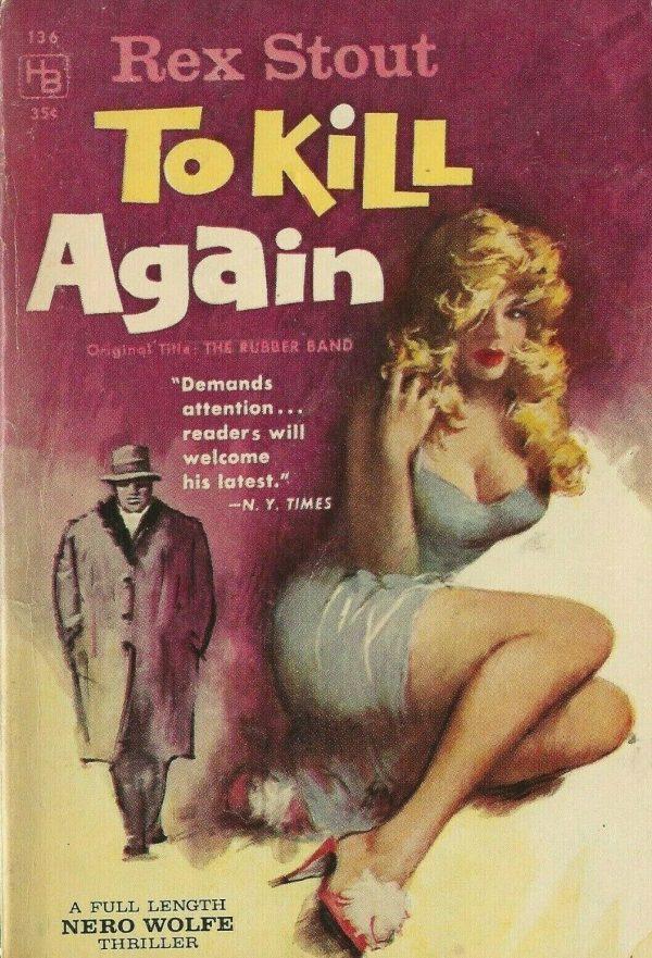 Hillman Books 136 1960